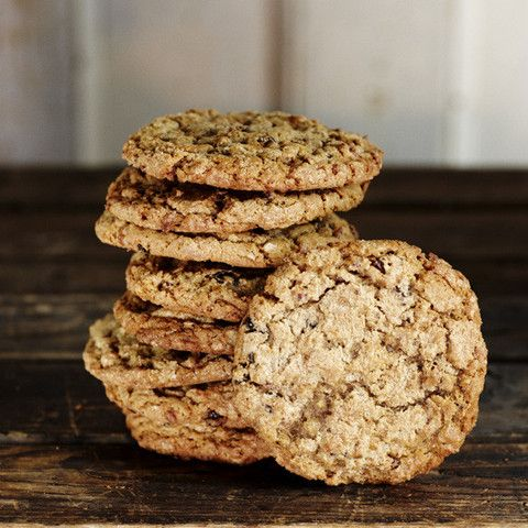 Bacon, Oatmeal, and Raisin Cookies, as seen in Bon Appetite magazine ...