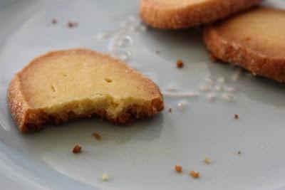 Lemon Icebox Cookies. | Homespun Sweets | Pinterest