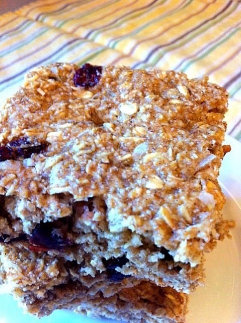 Oatmeal to GO bars-great for breakfast in the car. Don't know about ...