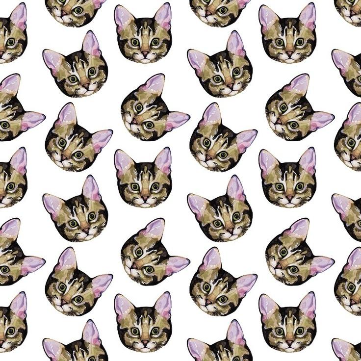 gallery for pastel cat wallpaper tumblr