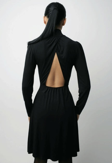 Triangle back cut out style page pinterest