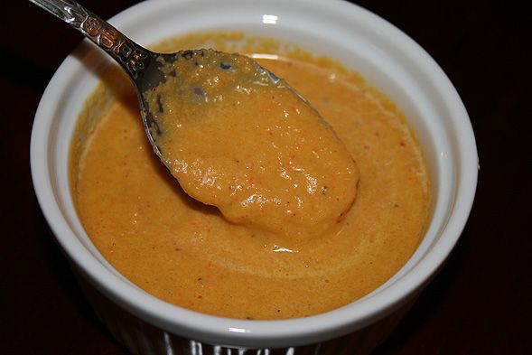 Japanese orange-ginger salad dressing. Also check out this one from ...