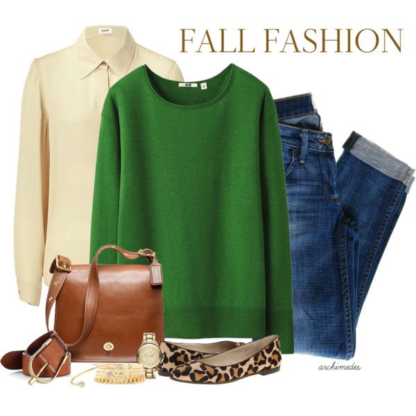 """Fall Fashion"" by archimedes16 on Polyvore"