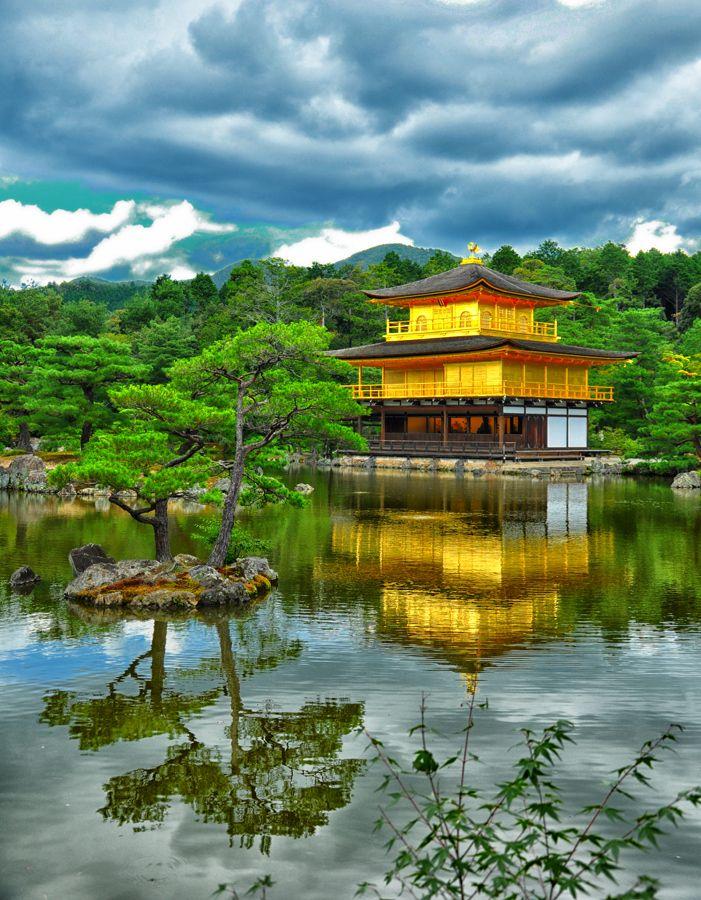 pin golden pavilion kyoto - photo #2