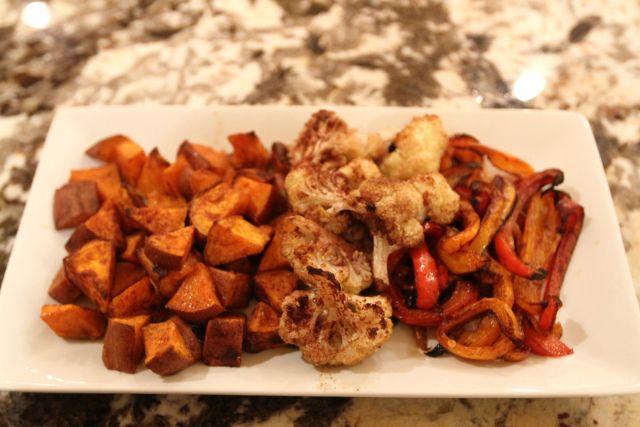 Cinnamon-Roasted Vegetables | Recipes | Pinterest
