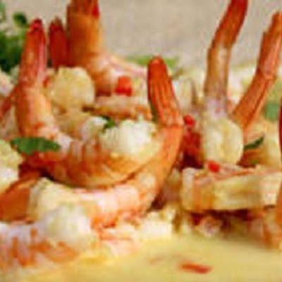 Zesty Thai Lemon-Lime Shrimp