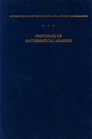 Principles of Mathematical Analysis (International Series in Pure and ...: pinterest.com/pin/120119515033996925