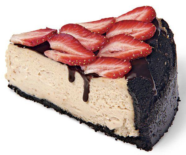 Chocolate Strawberry Cheesecake | Recipe