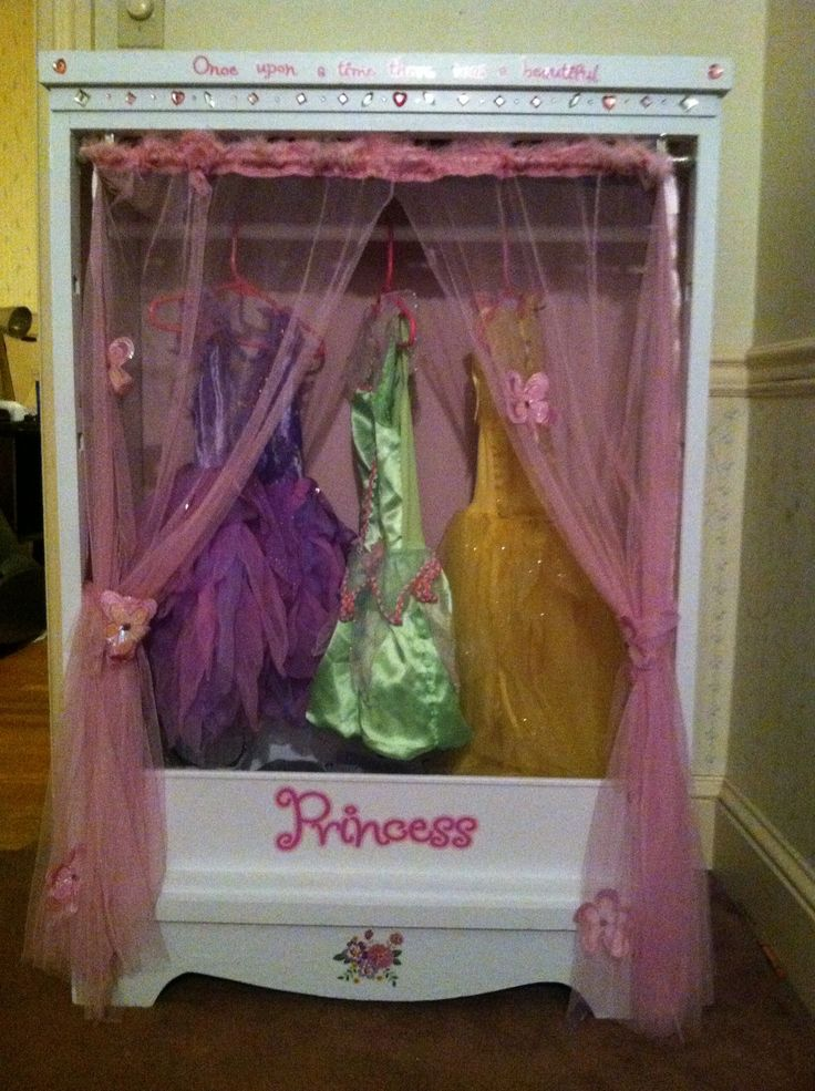 Pin by six suttons on diy pinterest for Diy princess bedroom ideas