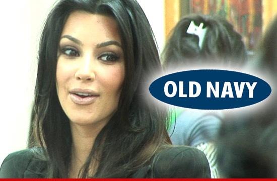 Kim Kardashian Look Alike Old Navy