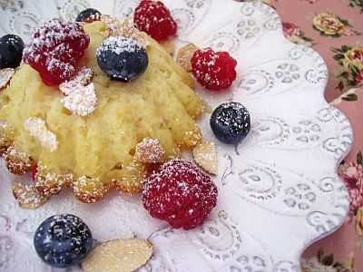 Ricotta Almond Pudding | Favorite Recipes | Pinterest