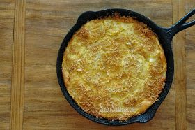 Simply Suzanne's AT HOME: yellow squash & Parmesan frittata with ...