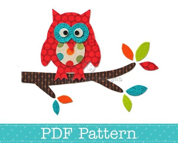 Cute owl patterns! | Corujices!!! | Pinterest