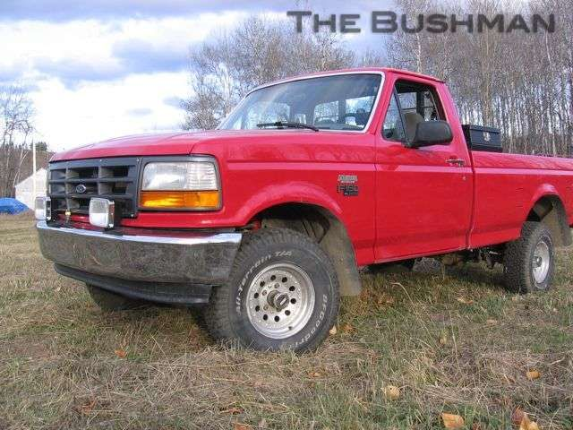lifted red ford f 150 all ford trucks pinterest - Red Ford F150 Lifted