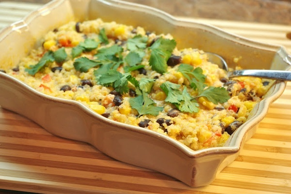 Quinoa Side Dish recipes-vegetarian | Food | Pinterest