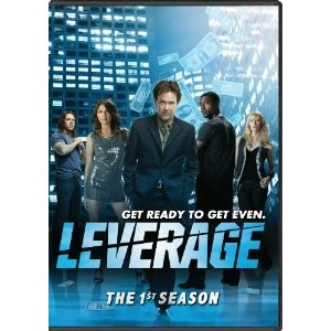Leverage the first season