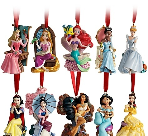 2011 limited edition disney ornaments