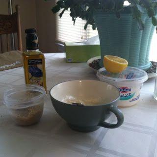 Magical Breakfast Cream   Healthy food   Pinterest
