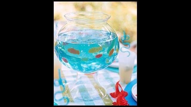 Gelatin Fish Bowl   wbir.com   octonauts party   Pinterest