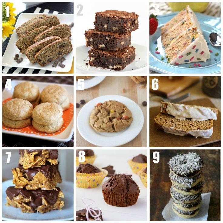 Easy Gluten Free Dessert Recipes
