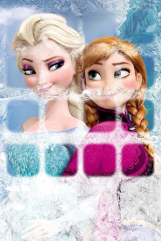 Frozen home screen | Disney iPhone wallpaper | Pinterest