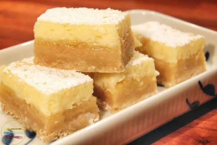 Lemon cheesecake bars | Pucker Up! | Pinterest