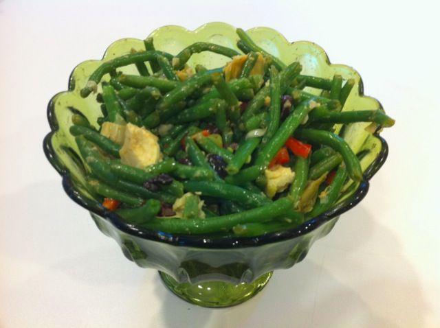 Potato and Green Bean Salad - Insalata di Fagiolini e Patate Yum! http ...