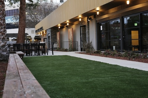 Steins Beer Garden Bubbles Up In Mountain View