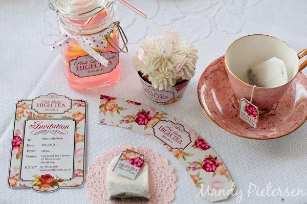 Invitation Elements Templates  Cupcake Templates