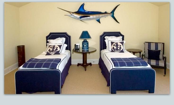 Accents Et Details Interior Design Portfolio Yacht Club Bedroom