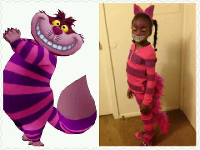 Cheshire Cat Halloween Costume