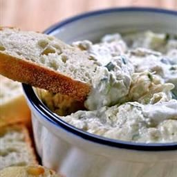 Hot Bacon and Crab dip on BigOven | bon appetit | Pinterest