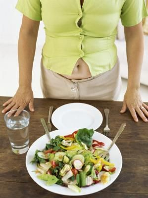 How to lose hip and lower stomach fat