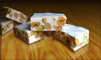 Classic Europeanstyle soft nougat with roasted nuts by Nougatt, $16.00