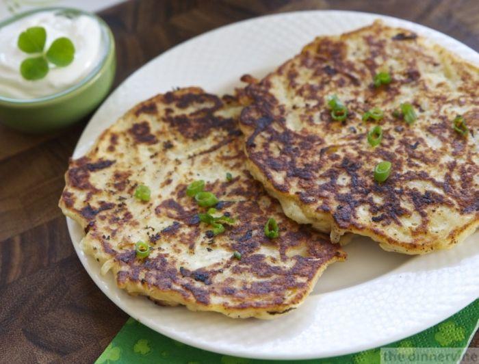 Boxty (Irish potato pancakes) | FOOD | Pinterest