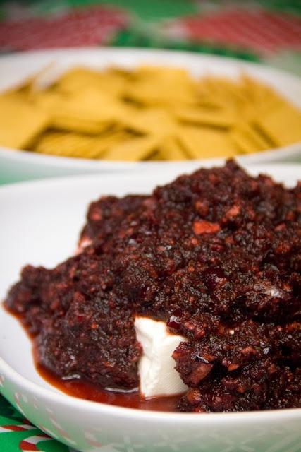 Cranberry Salsa | Favorite Recipes | Pinterest