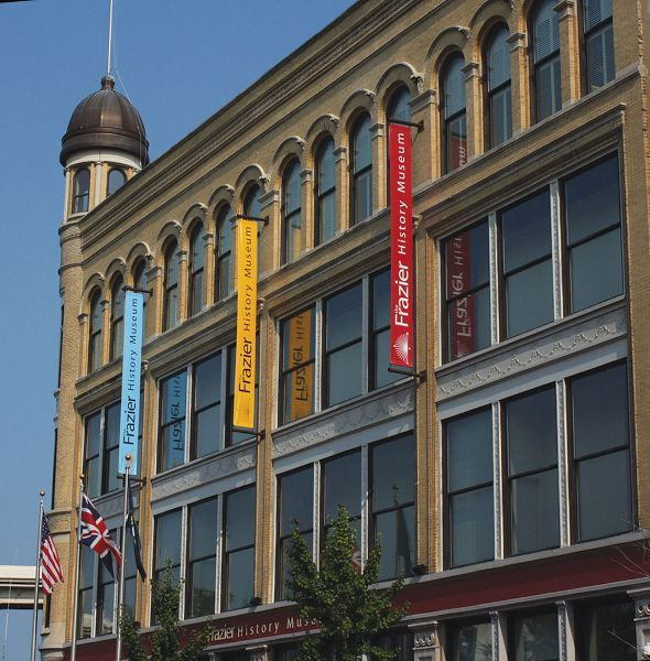 Frazier History Museum | Louisville Kentucky | Pinterest