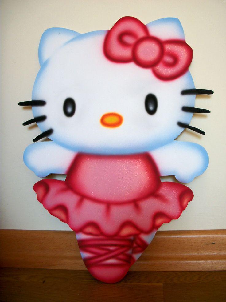 Hello kitty ballet hello kitty pinterest - Ballerine hello kitty ...