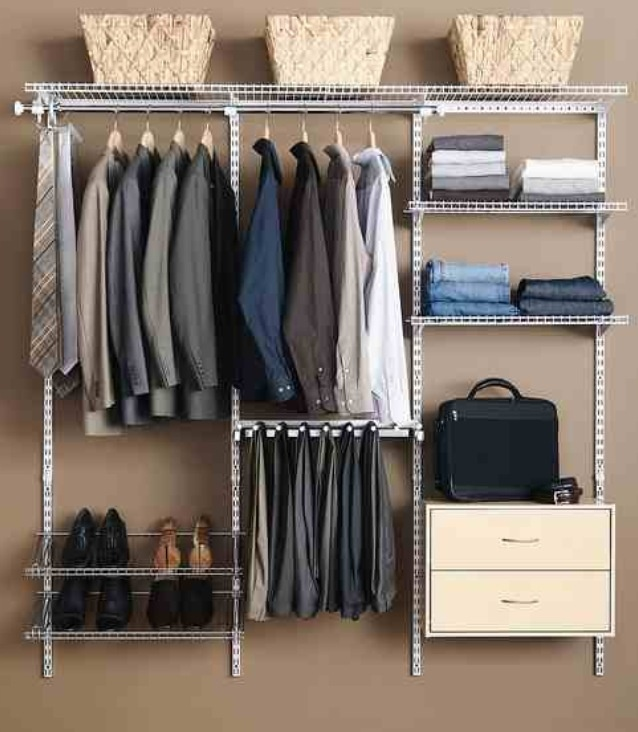 Great Space Money Saving Wardrobe Idea His And Her Home