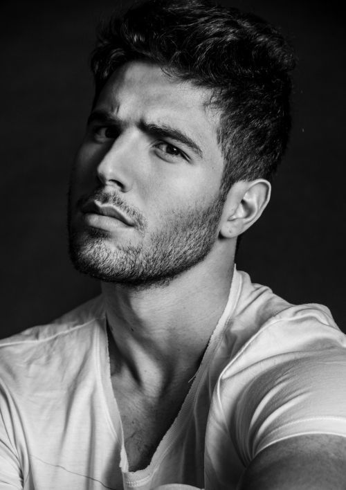 Hot men with beards i heart men with beards pinterest - David llorens ...