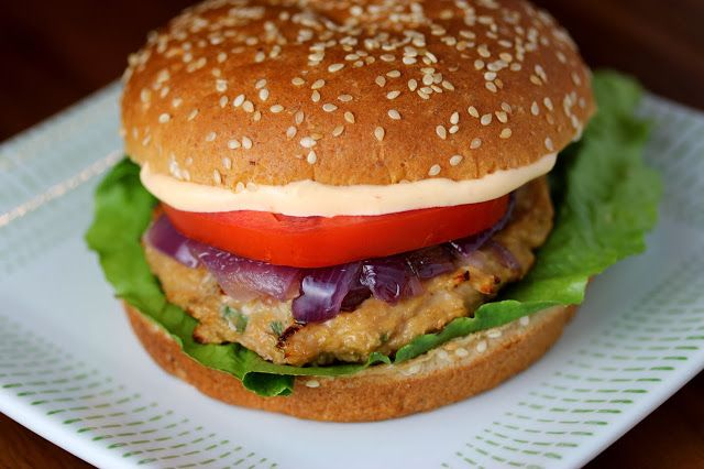 Ground Chicken Burgers.. Yummy I love it | International Recipes & Pr ...