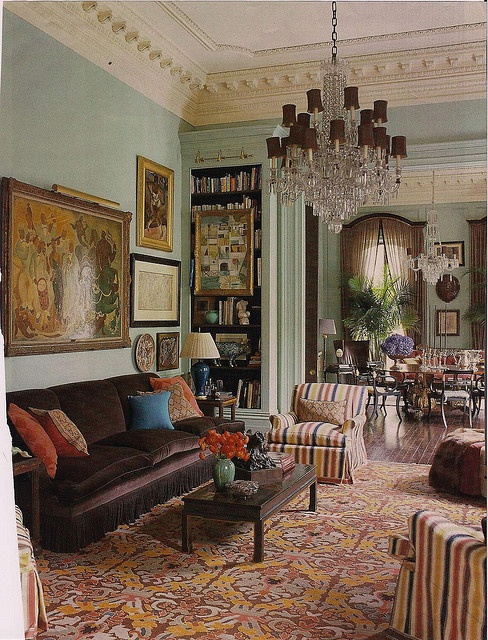 English Country Living Room The Dry Oyster Jolly Ole