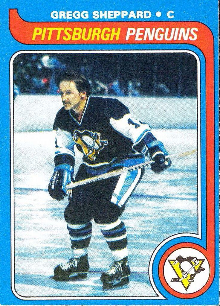 Pittsburgh Penguins' 1975 Vintage Jersey's