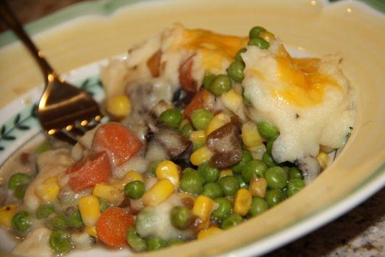 vegetarian shepherd's pie | Recipes to try | Pinterest