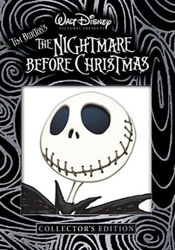 The Nightmare Before Christmas DVD | Jack and Sally | Pinterest