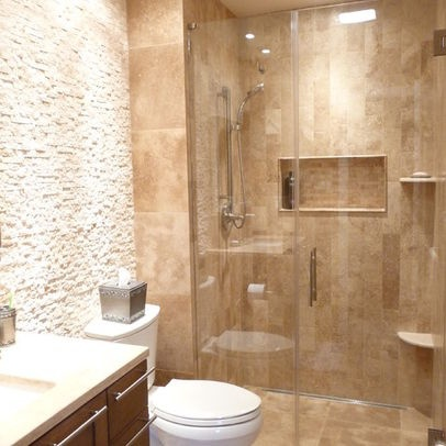 ... Design Ideas, Pictures, Remodel, and Decor - page 32. shampoo cubby