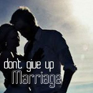 Don't Give Up On Your Marriage. I wish all my friends would read this. Its more than giving up on your marriage. its about keeping God first in your marriage. Read this stuff Gals.