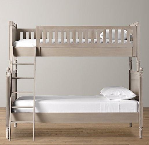 Emelia Twin Over Full Bunk Bed