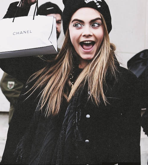 Cara Delevingne | just b.CAUSE