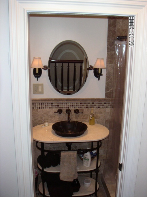 20 design on a dime answer to her margaux sconces bathrooms